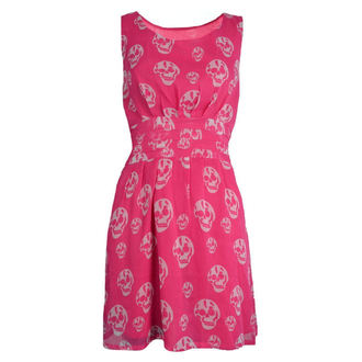 dress women POIZEN INDUSTRIES - Slip Skull, POIZEN INDUSTRIES