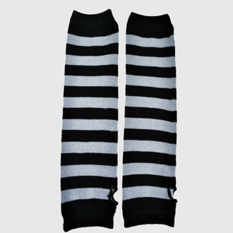 sleeve POIZEN INDUSTRIES - Stripe Armwarmer - Black/Grey