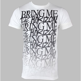 t-shirt metal men's Bring Me The Horizon - Stacked - BRAVADO, BRAVADO, Bring Me The Horizon