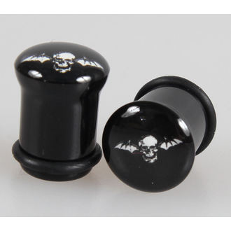 earrings (tunnel) Avenged Sevenfold - Plugs - Bravado USA, BRAVADO, Avenged Sevenfold