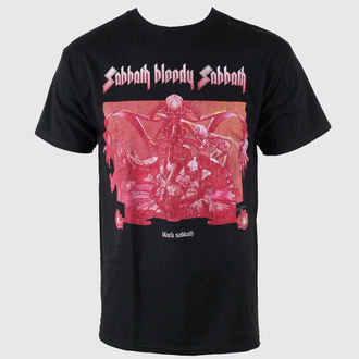 t-shirt metal men's Black Sabbath - Bloody Sabbath - BRAVADO - 34191006