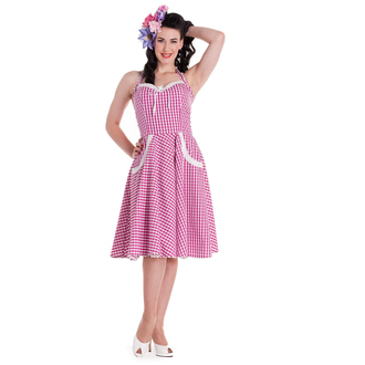 dress women HELL BUNNY - Charlotte - Pink, HELL BUNNY