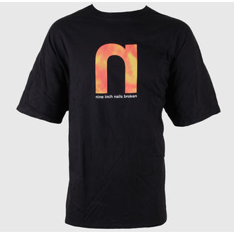 t-shirt metal men's Nine Inch Nails - Broken Backwards - BRAVADO, BRAVADO, Nine Inch Nails