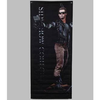 flag (banner) Terminator - T-800 - 76x183, NNM