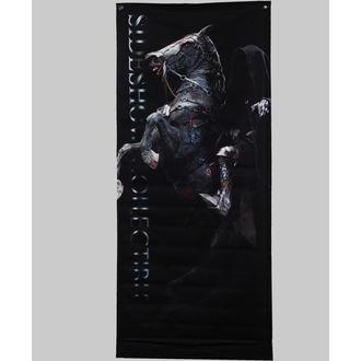 flag (banner) Men rings - Dark Rider - 51x122