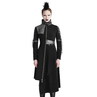 women's coat PUNK RAVE - Alien, PUNK RAVE