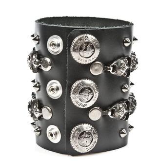 bracelet NEW ROCK - ANTIK NEGRO