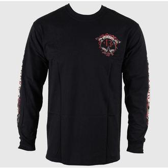 t-shirt street men's - Motor Skull - LUCKY 13, LUCKY 13