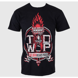 t-shirt metal men's Devil Wears Prada - Torch Black - LIVE NATION