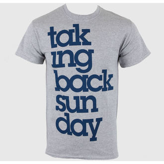 t-shirt metal men's Taking Back Sunday - Logo Sports - LIVE NATION, LIVE NATION, Taking Back Sunday