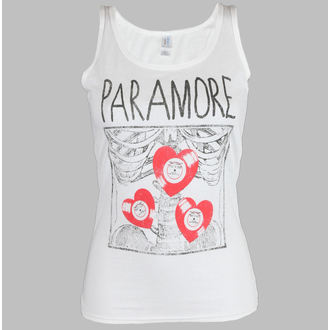 top women Paramore - X Ray White - LIVE NATION, LIVE NATION, Paramore