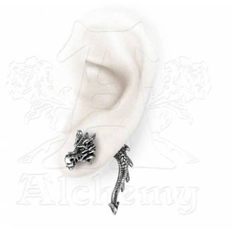 earrings Tor Dragon - ALCHEMY GOTHIC - E324