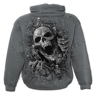 hoodie men's - Skull Cove - SPIRAL - E009M463