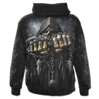 hoodie men's - Game Over - SPIRAL - T026M464