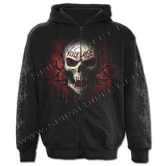 hoodie men's - Game Over - SPIRAL, SPIRAL