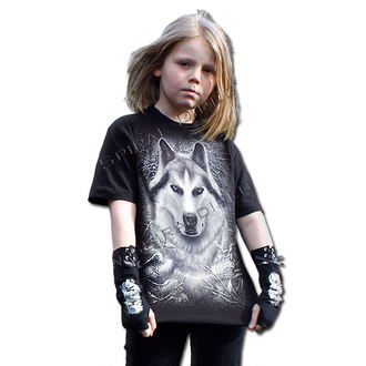 t-shirt men's children's - White Wolf - SPIRAL, SPIRAL