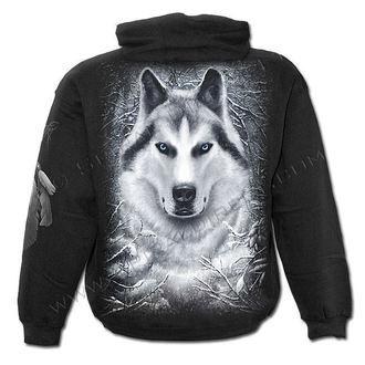 hoodie children's - White Wolf - SPIRAL, SPIRAL