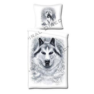 bedding SPIRAL - White Wolf - TR324930