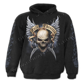 hoodie men's - Shut Up And Ride - SPIRAL - T070M451