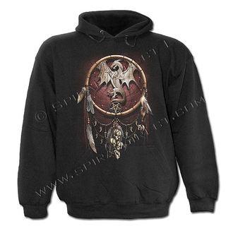 hoodie men's - Dragon Catcher - SPIRAL - TR350800