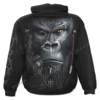 hoodie men's - Devolution - SPIRAL - M010M451
