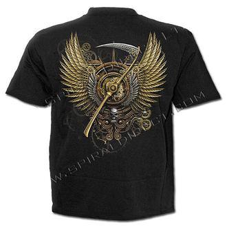t-shirt men's - Steam Punk Reaper - SPIRAL - M011M101