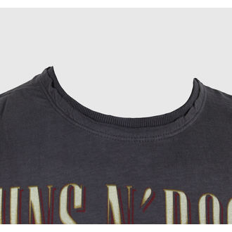 t-shirt metal men's Guns N' Roses - Guns N' Roses - AMPLIFIED, AMPLIFIED, Guns N' Roses