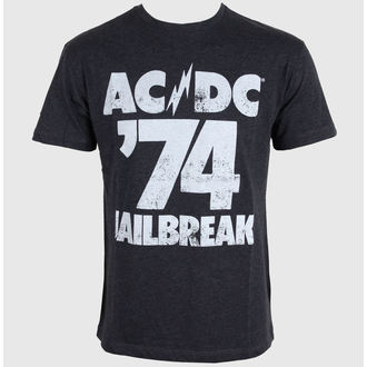 t-shirt metal men's AC-DC - AC/DC - AMPLIFIED - ZAV210A74