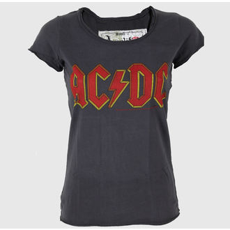 t-shirt metal women's AC-DC - - AMPLIFIED - ZAV601ACL