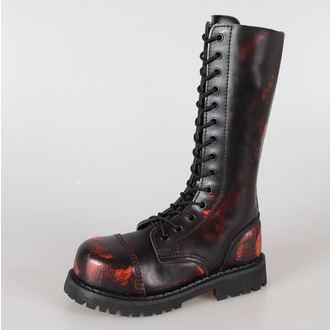 boots Grinders - 14dírkové - High Ranger, GRINDERS