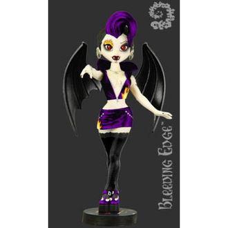 figurine Goth Silver Spring Fashion Doll Lunabella - Purple