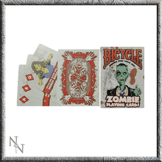 playing cards Bicycle Zombies - 1025963