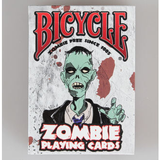 playing cards Bicycle Zombies, Nemesis now