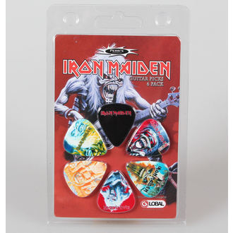 picks PERRIS LEATHERS - Iron Maiden, PERRIS LEATHERS, Iron Maiden