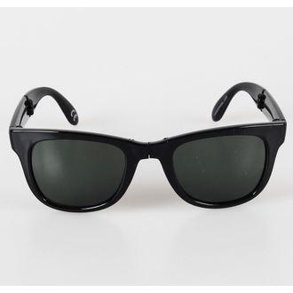 glasses sun VANS - M Foldable Spicoli S - Black Gloss, VANS