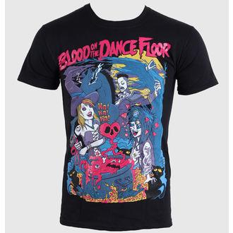 t-shirt metal men's Blood On The Dance Floor - Magic - LIVE NATION, LIVE NATION, Blood On The Dance Floor