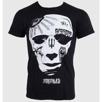 t-shirt metal men's Defiled - Mask - LIVE NATION, LIVE NATION, Defiled