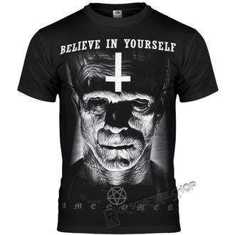 t-shirt hardcore men's - FRANKENSTEIN - AMENOMEN, AMENOMEN