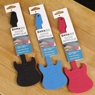 spatula Guitar Baking Spatula - Gama Go, Gama Go