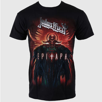 Metal T-Shirt men's Judas Priest - Epitaph Jumbo - ROCK OFF - JPTEE08MB