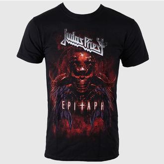 t-shirt metal men's Judas Priest - - ROCK OFF - JPTEE07MB