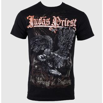 t-shirt metal men's Judas Priest - - ROCK OFF - JPTEE05MB