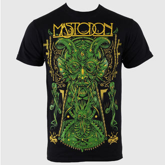 t-shirt metal men's Mastodon - - ROCK OFF - MASTEE01MB