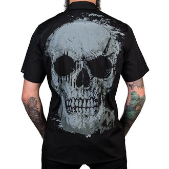 Men´s shirt WORNSTAR - Adamant - Black