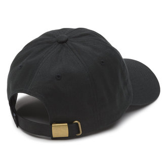 cap VANS - BLOCK CURVED BILL - Black, VANS