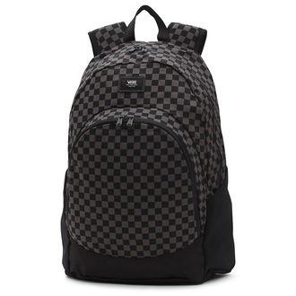 backpack VANS - VAN DOREN - ORIGIN Black / Cha, VANS