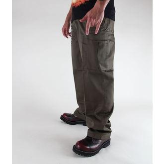 pants men BRANDIT - US Ranger Hose Olive - 1006/1