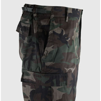 pants men BRANDIT - US Ranger Hose Woodland - 1006/10
