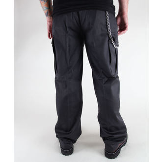 pants men BRANDIT - US Ranger Hose Black - 1006/2