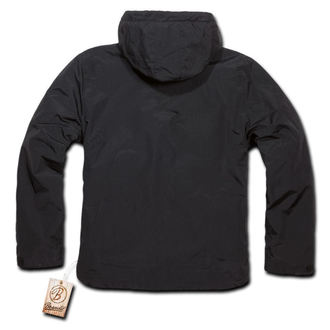 jacket men spring/autumn BRANDIT - Windbreaker Black - 3001/2